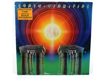 Earth, Wind & Fire ?– I Am CBS 86084 LP 1979