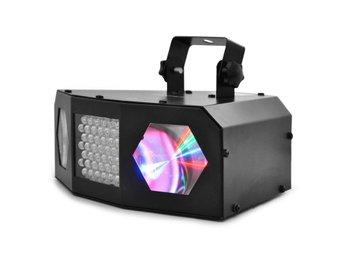 LED-ljuseffekt Beamz Uranus Dual Moonflower stroboskop - Berlin - LED-ljuseffekt Beamz Uranus Dual Moonflower stroboskop - Berlin