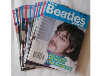 The BEATLES Monthly Book, komplett 1994