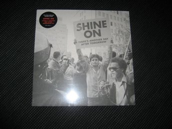 The Soundtrack Of Our Lives?– Shine On(There's Another Day After Tomorrow) 10""