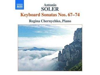 Soler, Antonio: Keyboard Sonatas, Vol. 7 (CD) - Nossebro - Soler, Antonio: Keyboard Sonatas, Vol. 7 (CD) - Nossebro
