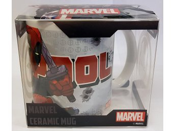 Mugg - Marvel - Deadpool Katana Rama