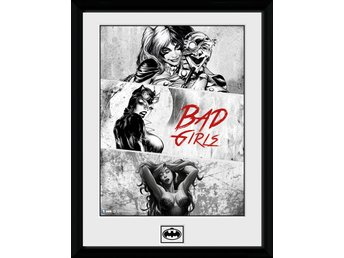 Tavla - DC Comics - Batman Bad Girls