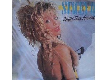 Stacey Q title* Better Than Heaven* Hi NRG, Synth-pop Germany  7""