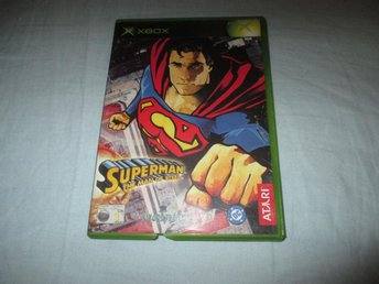 SUPERMAN THE MAN OF STEEL - XBOX