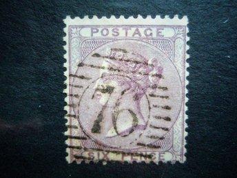 ENGLAND 150. VICTORIA BRA 6 P * LILA ÅR 1856...LYXSTÄMPEL... - Kokkola - ENGLAND 150. VICTORIA BRA 6 P * LILA ÅR 1856...LYXSTÄMPEL... - Kokkola