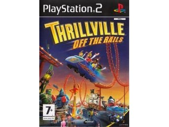 PS2 - Thrillville: Off the Rails (Beg)