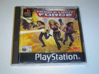 MOBILE LIGHT FORCE SONY PLAYSTATION PSX *NYTT*