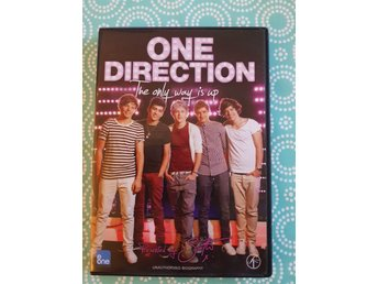 "DVD One Direction ""The Only Way is up"""