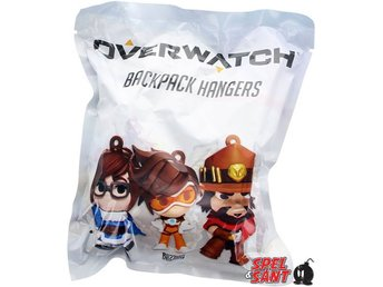 Overwatch Backpack Hangers Mystery Pack