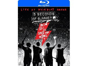 5 Seconds Of Summer: How did we end up here? (Blu-ray)