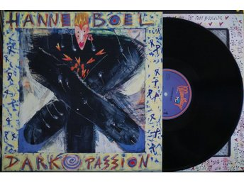Hanne Boel – Dark Passion – LP