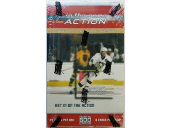 2003/2004 Be A Player In The Game Action Hockey Box