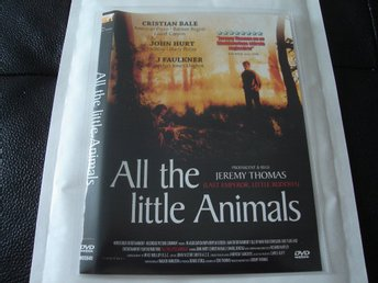 DVD-ALL THE LITTLE ANIMALS *Christian Bale*