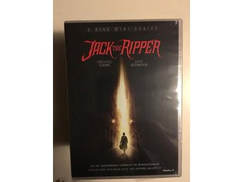 Jack the Ripper/Inplastad/3-disc/Michael Caine/Jane Seymour