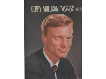 GERRY MULLIGAN  Verve Records  1963