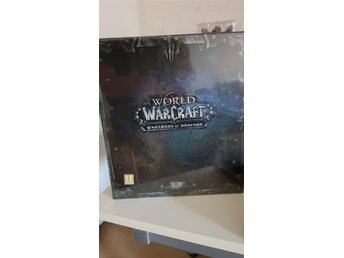 World of Warcraft - Warlords of Draenor - Collector's Edition - Nytt