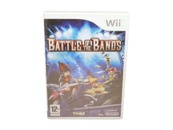 Battle of the Bands (NYTT / Wii)