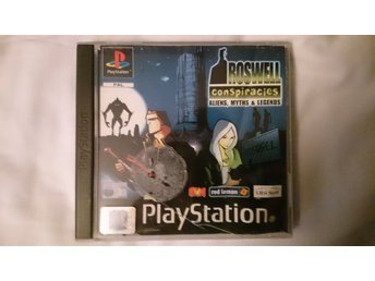 Roswell Conspiracies: Aliens, Myths & Legends (PS1)
