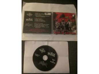 United In Annihilation (Cd) (Warfist/Acral Necrosis/Witchtrap)