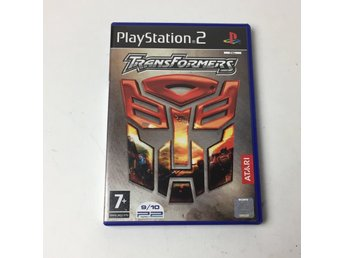 Playstation 2, Playstation 2-spel, Transformers
