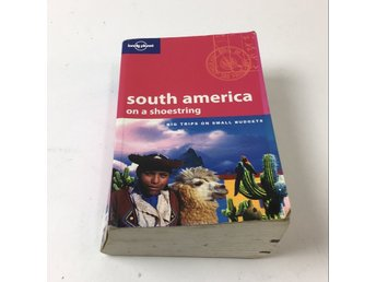 Bok, South America on a shoestring 2018, Danny Palmerlee, Pocket