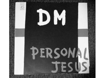 DEPECHE MODE 12'' Personal Jesus (Pump Mix) - GERMANY