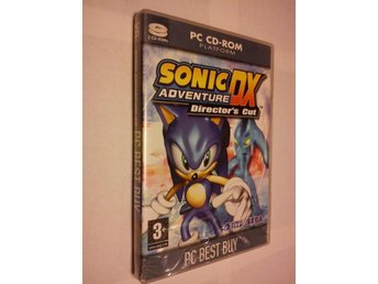 PC: Sonic DX - Director's Cut