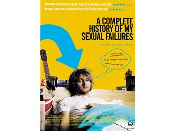 A complete history of my sexual failures (Chris Waitt)