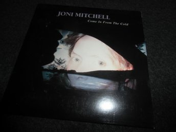 Joni Mitchell - Come in from the cold - Promo CDs-1991 - Ny