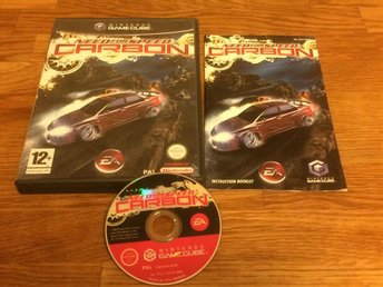 NEED FOR SPEED CARBON PAL