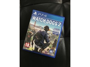 Watch Dogs 2 - PS4 spel - Stockholm - Watch Dogs 2 - PS4 spel - Stockholm