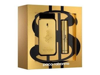 Giftset Paco Rabanne 1 Million Edt 50ml + 10ml