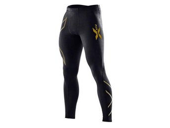 HERR 2XU kompression tights - Guld