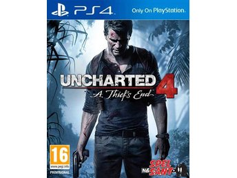 Uncharted 4 A Thiefs End - Norrtälje - Uncharted 4 A Thiefs End - Norrtälje