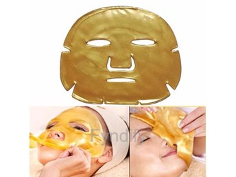Ansiktsmask Gold Collagen Crystal Face Mask