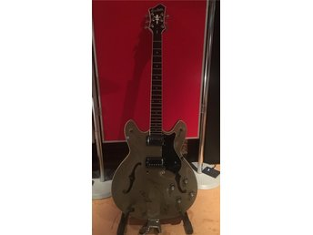 Mando Diao collector guitar