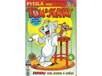 TOM & JERRY - NR 8  2004