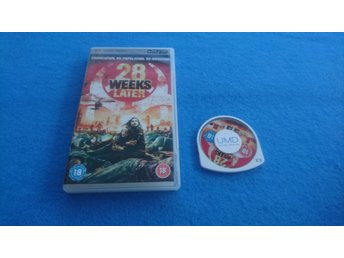 PSP UMD Video 28 Weeks Later