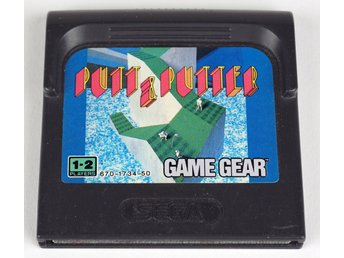 SEGA Game Gear: Putt & Putter