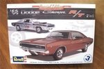 Revell Monogram 1/25 1968 Dodge Charger R/T 2 in 1 Special Edition