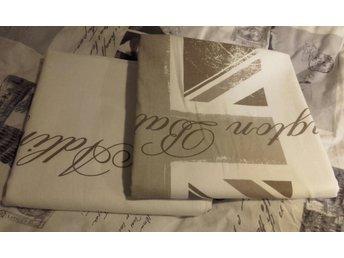 gardiner på engelsk Vita gardiner med engelsk text (318162444) ᐈ Köp på Tradera gardiner på engelsk