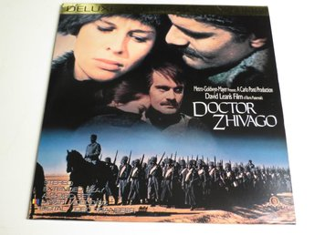 DOCTOR ZHIVAGO (Laserdisc) David Lean