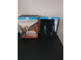 Game of Thrones säsong 1-7 Blue-ray