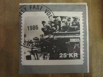 Bla. Artister- Really Fast Vol. 3 (LP)