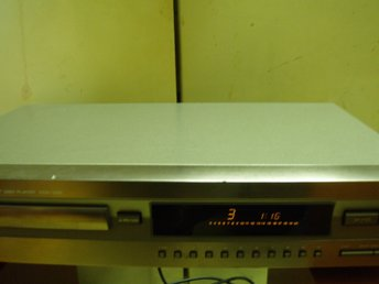 Pålitlig CD-spelare Yamaha/Stereo Yamaha-CD player