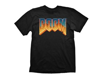 DOOM Licensierad t-shirt Large