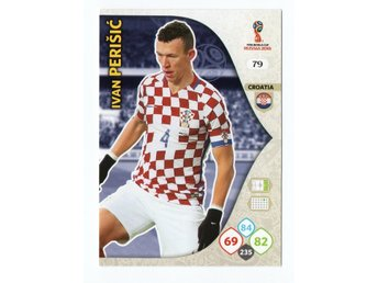 2018 Panini Adrenalyn XL FIFA World Cup Russia Ivan Perisic