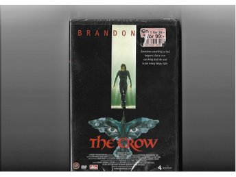 THE CROW (1994) DVD