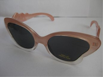 Solglasögon Barn 100% UV Protection Disney PRINCESS Aprikos rosa   - THN